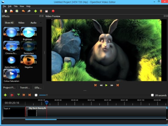 video editing software 2018 free download