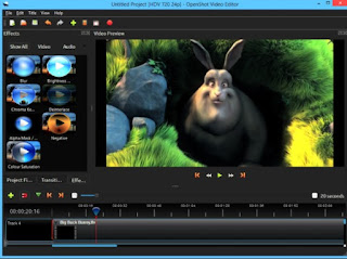 OpenShot Video Editor 2018 Free Download