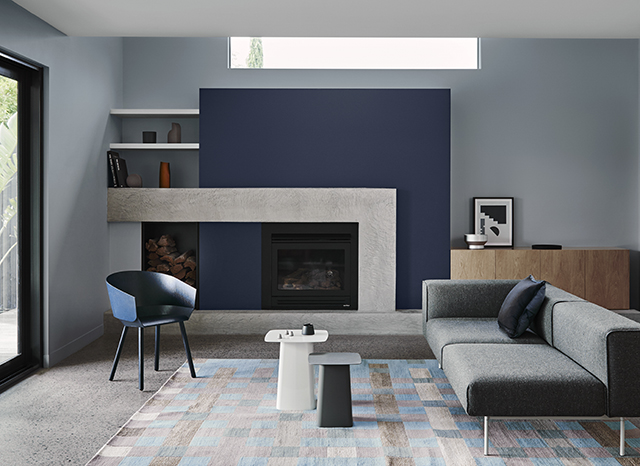 T.D.C: Dulux  Winter Hues to Inspire Luxurious Minimalism