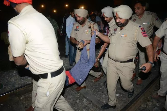 Amritsar train accident: Opposition attacks Cong-led