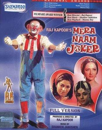 Mera Naam Joker 1970 Hindi Movie Download