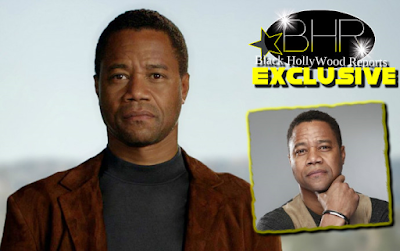 "Actor Cuba Gooding Jr  Breaks Down While Filming ""American Crime Story: The People V. O.J. Simpson"""
