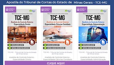 apostilas-concurso-publico-tce-mg-analista-de-controle-externo