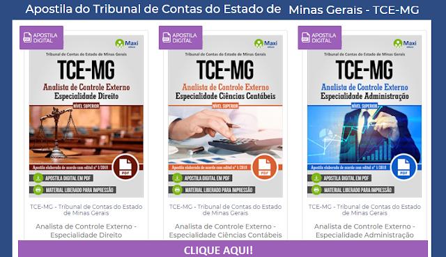 apostila TCEMG Especialidade Direito