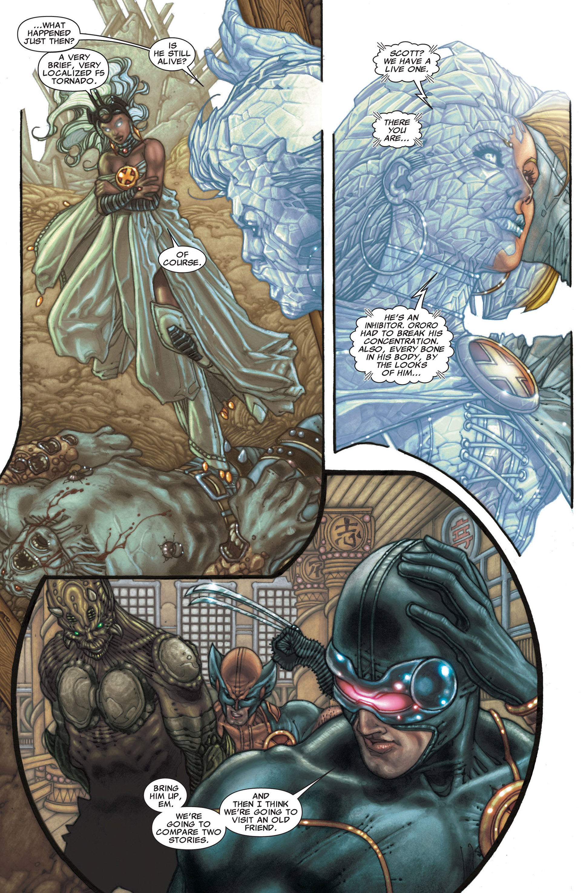 Read online Astonishing X-Men (2004) comic -  Issue #29 - 12