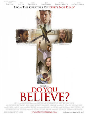 Do You Believe? 2015 DVD R1 NTSC Latino