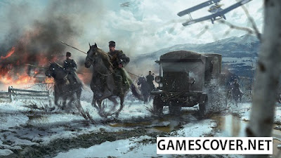 Battlefield 1 In the Name of the Tsar Gameplay