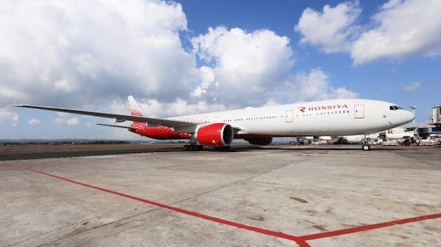 Tingkatkan Wisatawan Dari Russia, Aeroflot Buka Penerbangan Langsung Moskow-Denpasar