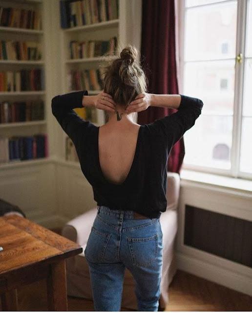 Open Back