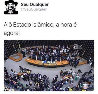 estado islâmico deputados