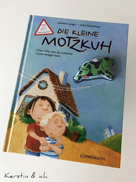 Kinderbücher Die kleine Motzkuh