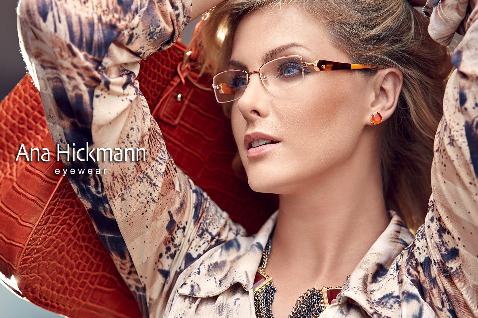 caacfb1331585 Eventos  Coleção Expresso do Oriente - Ana Hickmann (GO Eyewear ...