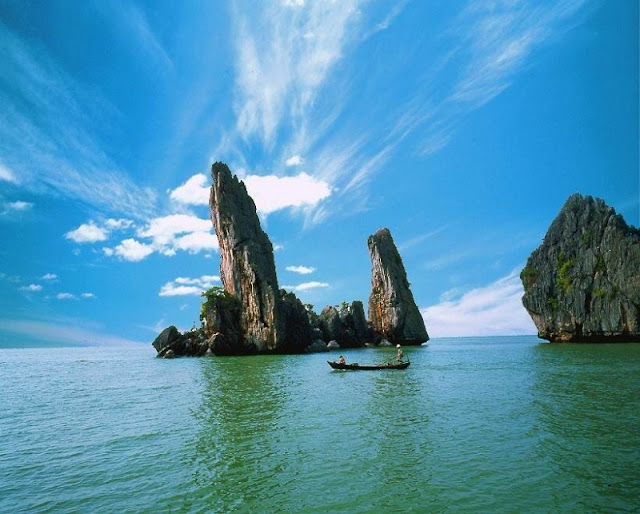 Ba Lua Archipelago, the fascinated Ha Long Bay in the south of Viet Nam 1