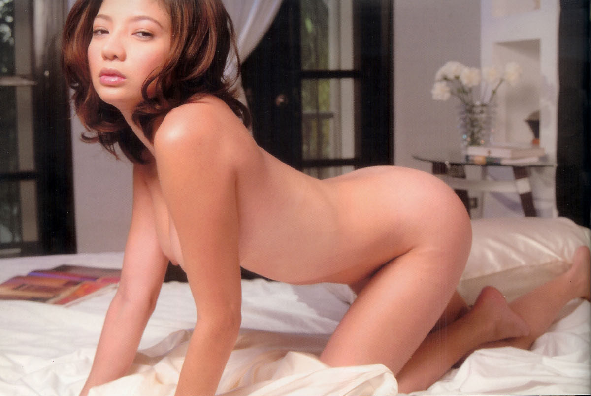 Naked day asian female