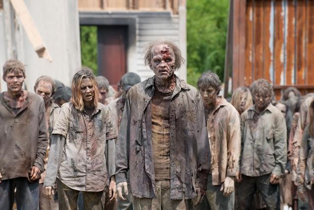 zombies, que significa soñar con zombies, sueños, interpretación.