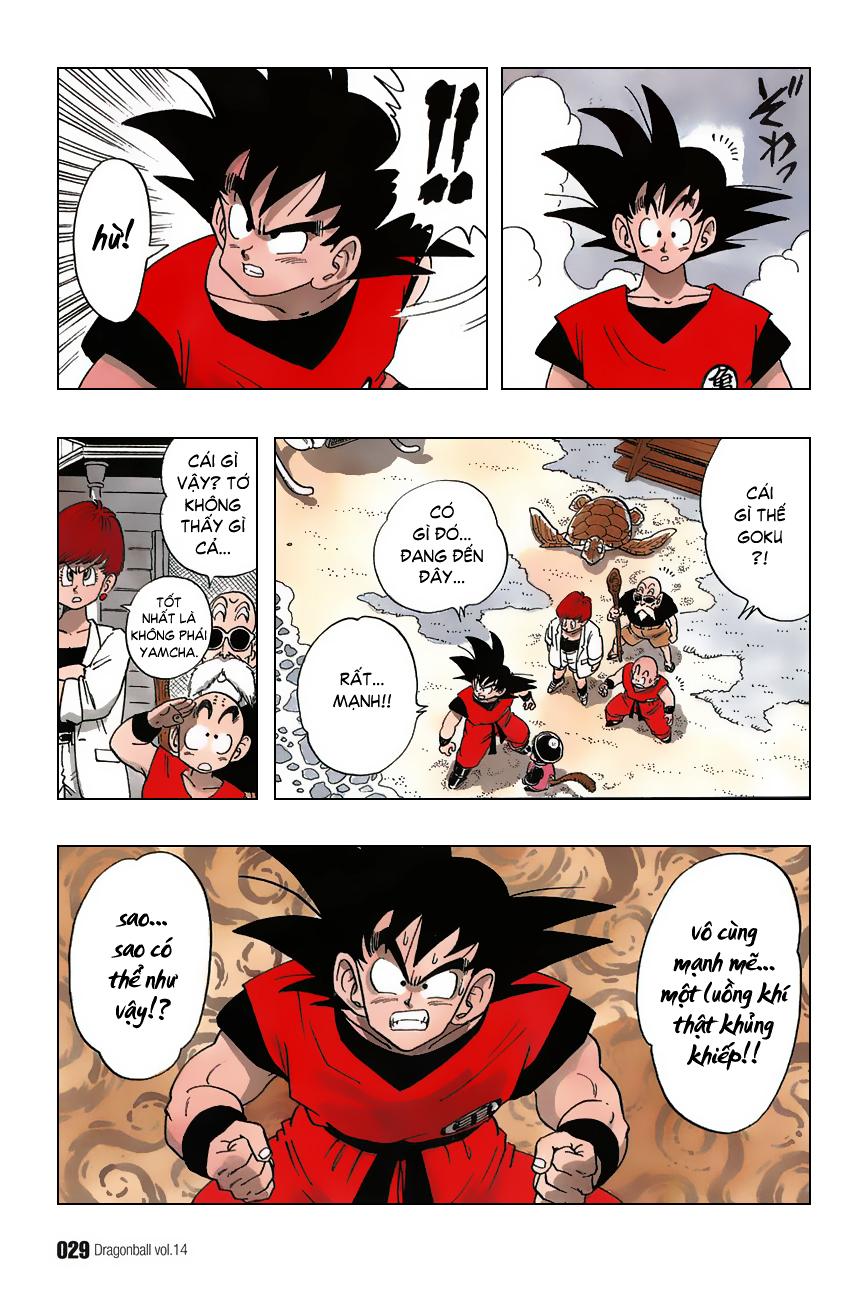 Dragon Ball chap 196 trang 11