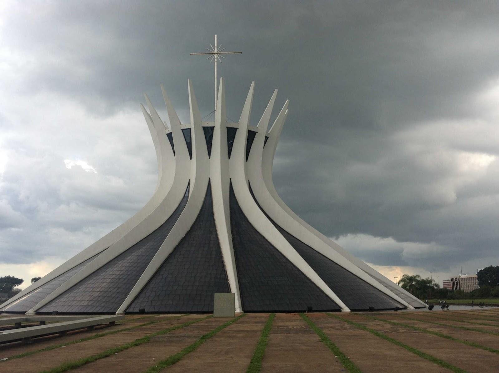 Catedral de Brasília, Brasil.