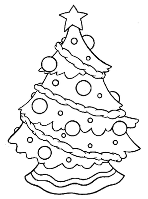 50 árvores De Natal Para Colorir Espaço Educar
