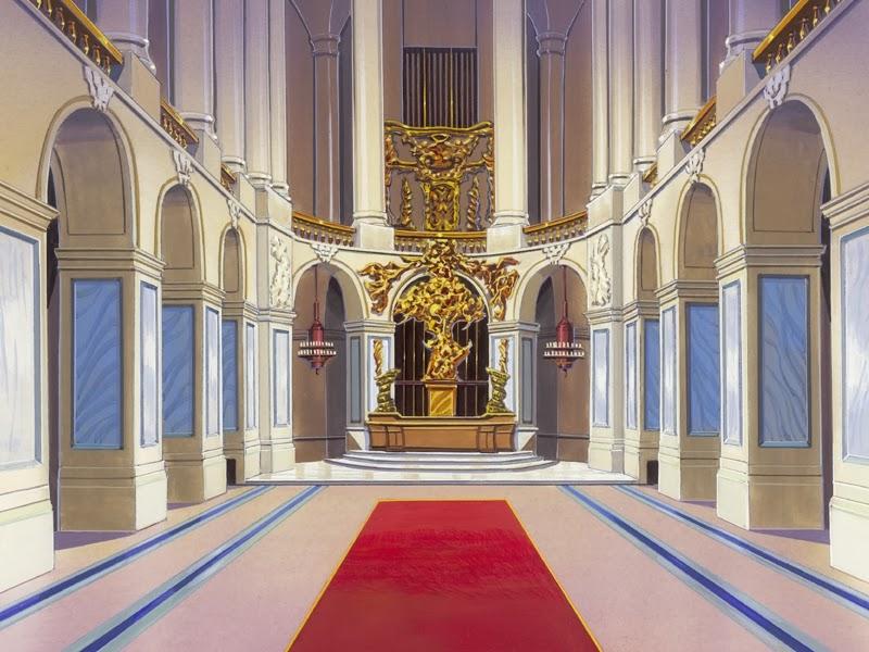 Church Anime Indoor
