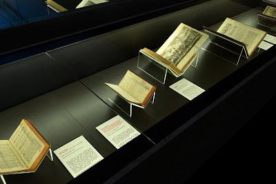 Exposición Miguel de Cervantes: de la vida al mito (1616-2016). Ver. Oír. Contar.