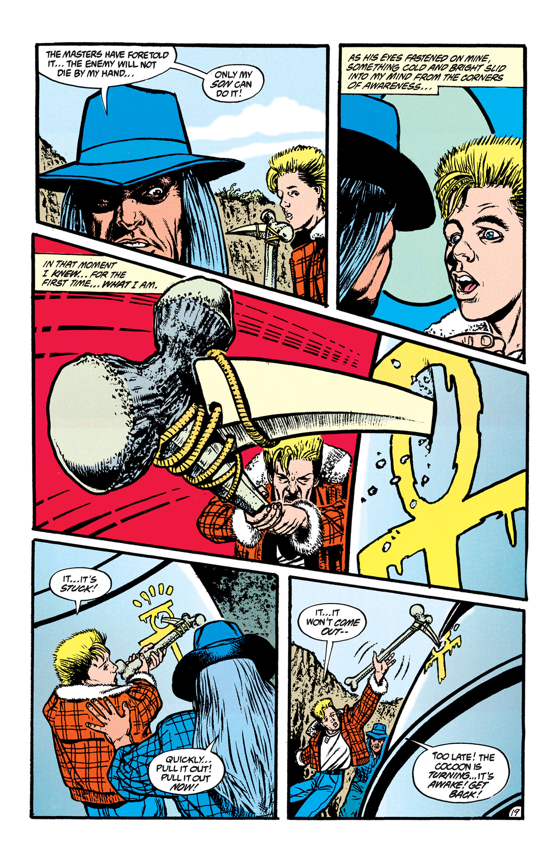 Read online Animal Man (1988) comic -  Issue #46 - 20
