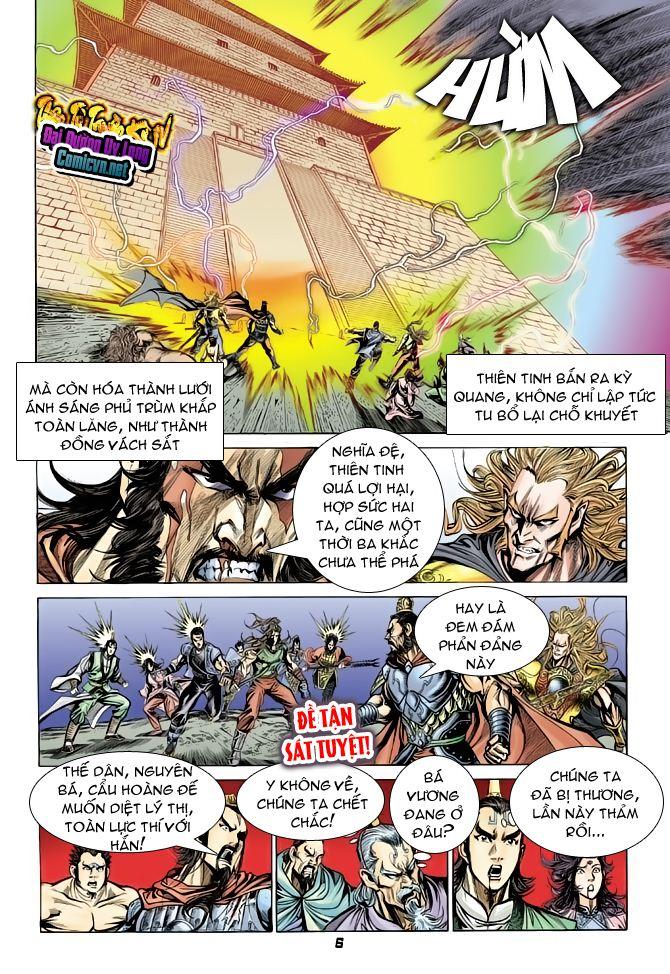 Đại Đường Uy Long chapter 53 trang 6