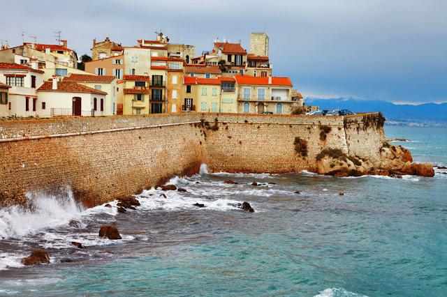 Roterio de 7 dias na França: Antibes