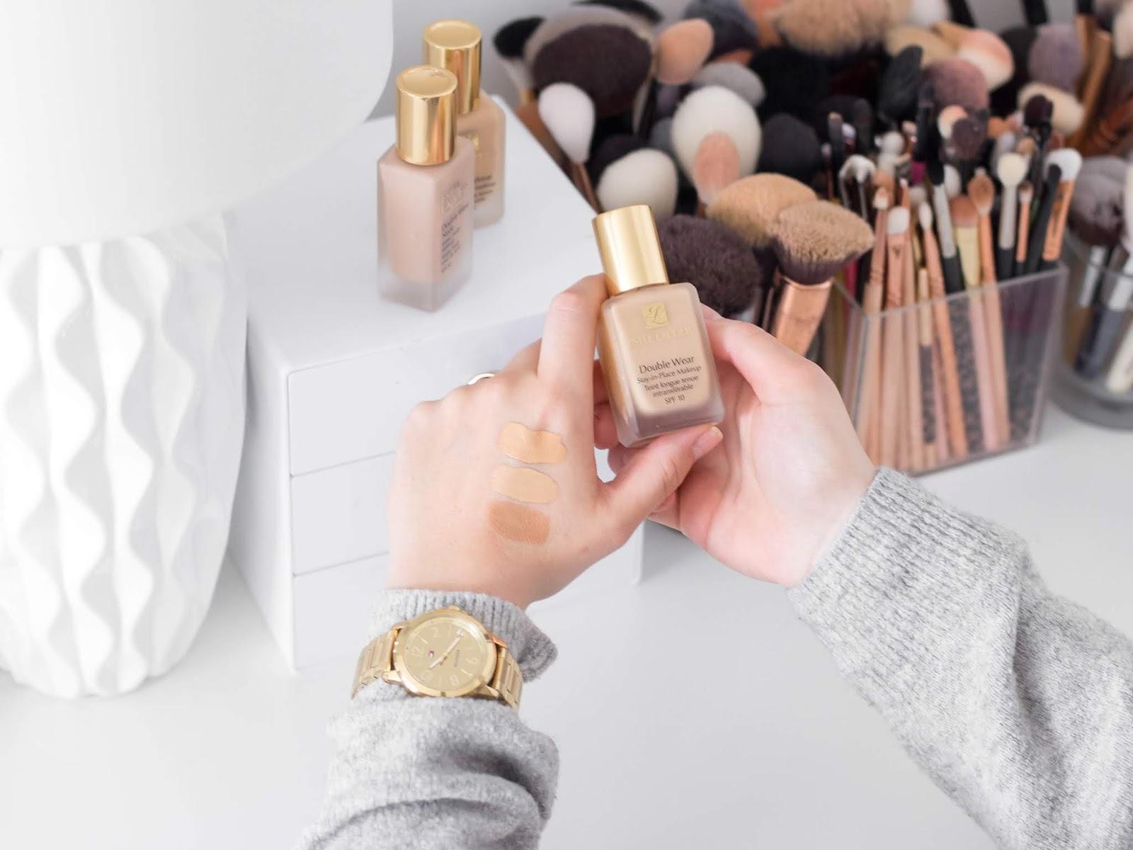 odstíny makeup Double wear Estée Lauder