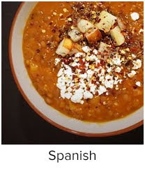 madrid lentil soup