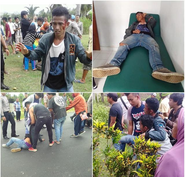 Korban Represifitas Aparat Kepolisian