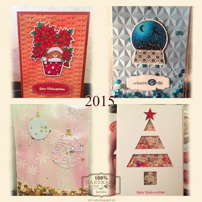 Christmascards with WildRoseStudio and We R Memory Keepers Next Level Embossing Folder