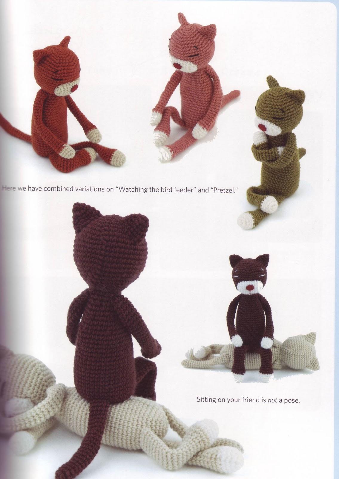 Amineko cat crochet blanket | 1600x1135