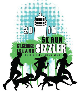 19th annual Saint George Island Sizzler 5K