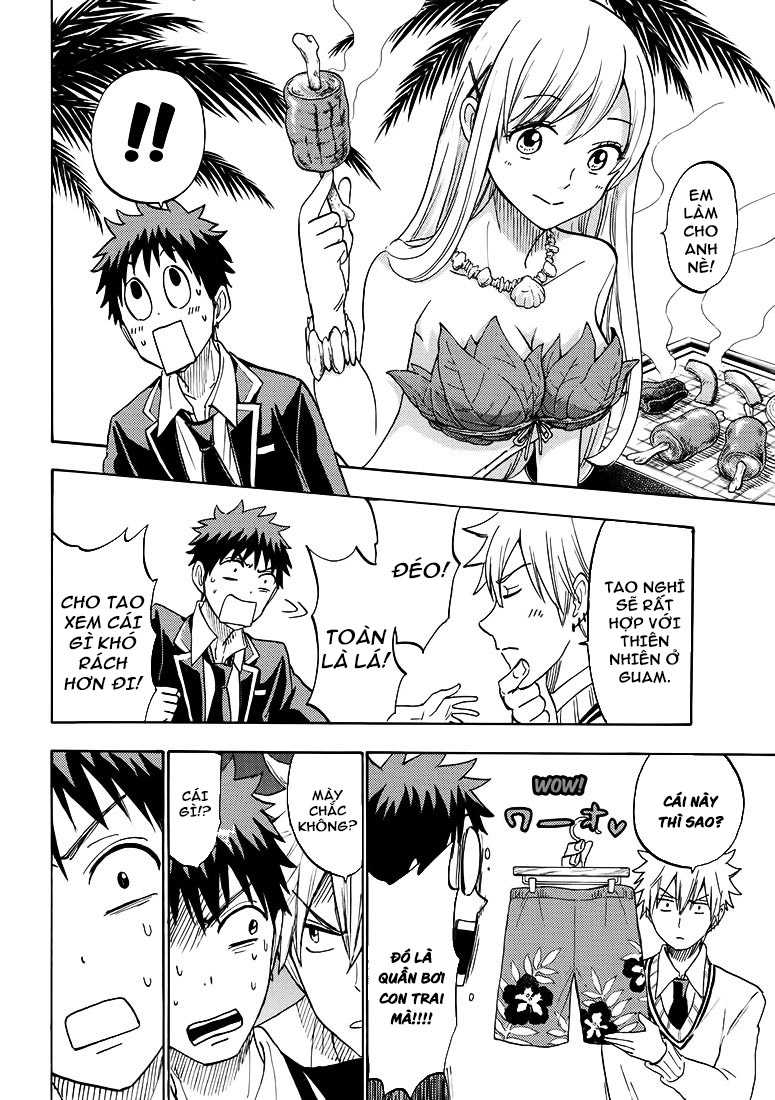 Yamada-kun to 7-nin no majo chap 199 Trang 13 - Mangak.info