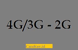 4g/3g-2g