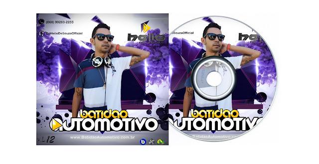 CD Batidão Automotivo Vol.12