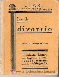 Casos de divorcios contenciosos