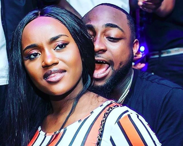 the true love story of Nigerian singer Davido with Chioma