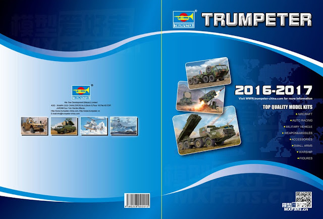 26d9fba55c The Modelling News  Trumpeter catalogue 2016-2017 Let s see if they all  come true.