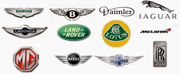 Paul Vickers Design Thinking Great Britain S Automobile Brands