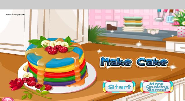 تحميل لعبه طبخ الكيكه ice cream cake maker للأندرويد برابط مباشر