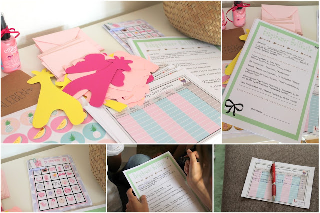 Ideen Babyshower Partyspiele Babyparty mal anders