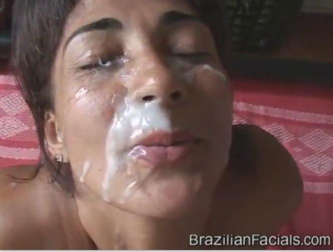 Brazilian Facial Coroa Gostosa