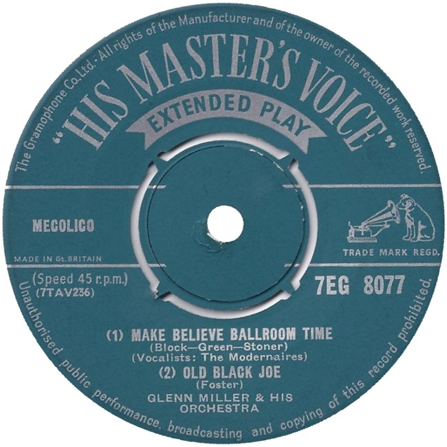 Old Radio: October 11, 1940: Theme song for 'Make Believe