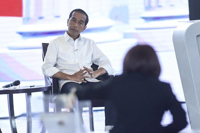 Dibanding Pertahanan, Jokowi Lebih Fokuskan Anggaran ke Infrastruktur