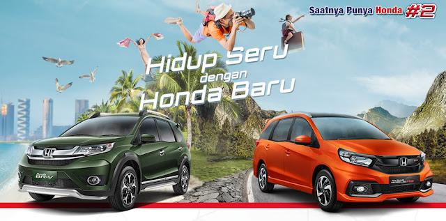 Harga Mobil Honda Pekanbaru Riau Terbaru 2018