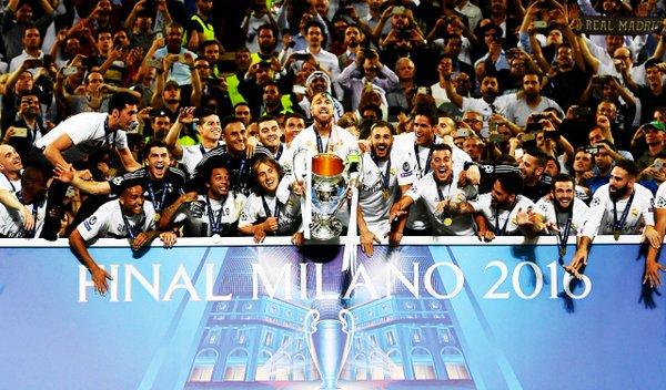 """Champions League 2015-2016: Real conquista """"La Undecima''"""