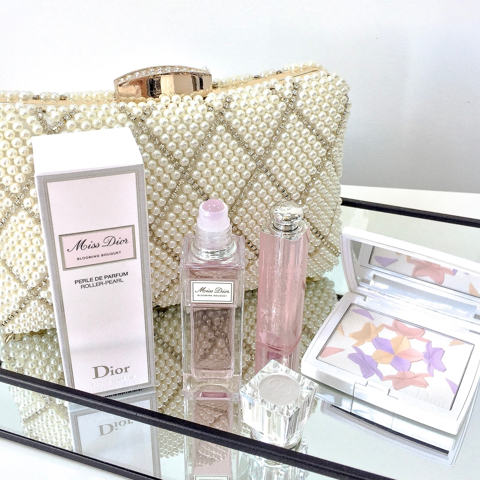 FRAGRANCE FRIDAY // DIOR MISS DIOR BLOOMING BOUQUET ROLLER