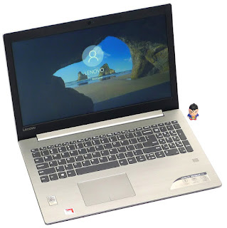 Laptop Gaming Lenovo 320-15ABR AMD A12 Second
