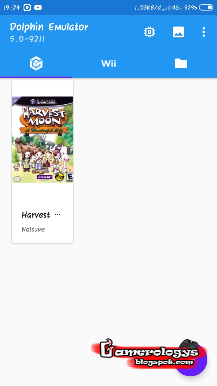 Setting Dolphin Emulator di Android Agar Tidak Lag - Gamerologys